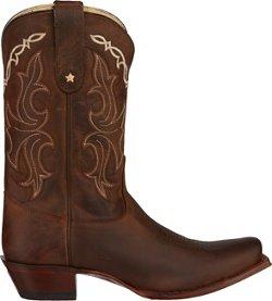Tony Lama Women's Sorrel Tucson Vaquero Western Boots