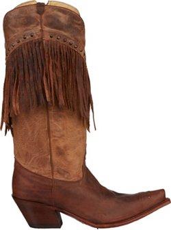 Women's Mosto Tucson Vaquero Western Boots