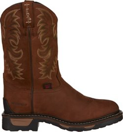 Tony Lama Men's Cheyenne TLX Waterproof Western Work Boots