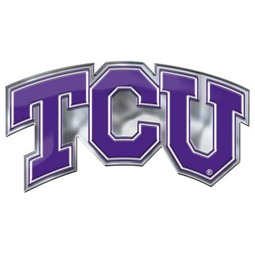 Team ProMark Texas Christian University Color Emblem