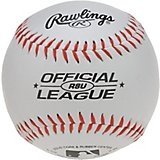 Rawlings Youth Recreational Baseballs 12-Pack