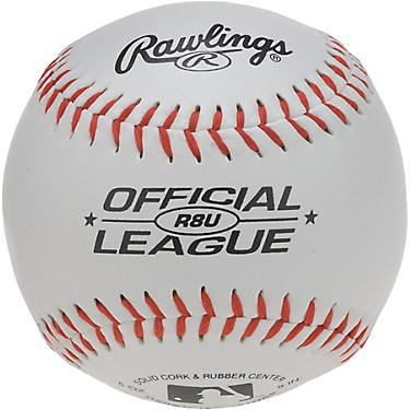 d7515ecf3 Rawlings Youth Recreational Baseballs 12-Pack