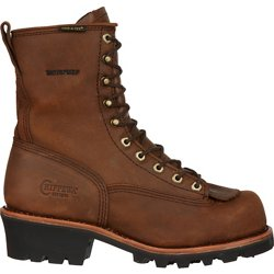 Men's Bay Apache EH Steel Toe Lace Up Work Boots