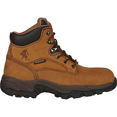 6febcc4d0d5 Chippewa Boots Men's Bay Apache Utility EH Composite Toe Lace Up Work Boots