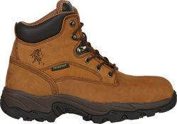 Men's Bay Apache Utility EH Composite Toe Lace Up Work Boots