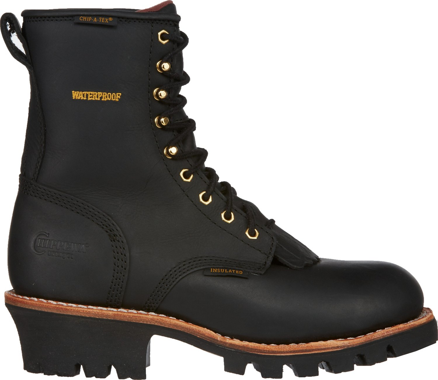 Display product reviews for Chippewa Boots Men s Insulated Waterproof Steel- Toe Logger Rugged Outdoors Boots 895a65c81