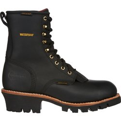 Men's Insulated EH Steel Toe Lace Up Work Boots