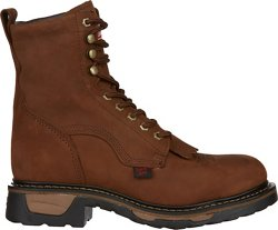 Men's Cheyenne TLX Steel-Toe Western Work Boots