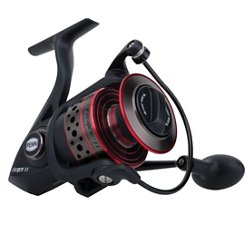 Fierce II Spinning Reel Convertible