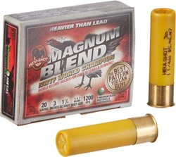 HEVI-Shot® Magnum Blend™ 20 Gauge Shotgun Shells