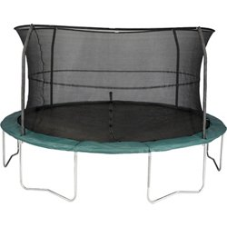 Orbounder 14' Round Trampoline with Enclosure