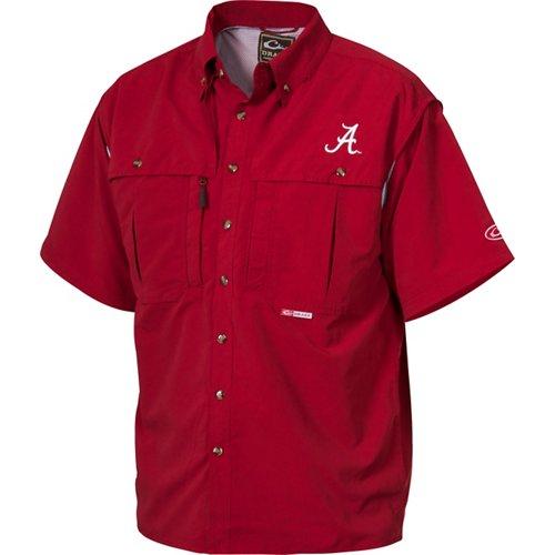 Drake Waterfowl Men's University of Alabama Wingshooter Shirt