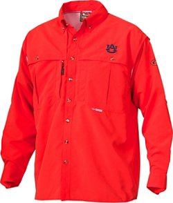Drake Waterfowl Men's Auburn University Wingshooter Shirt