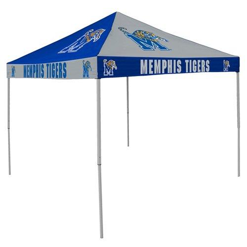 Logo™ University of Memphis 9' x 9' Checkerboard Tent