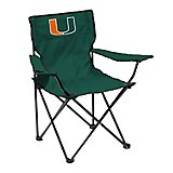 Logo™ University of Miami Quad Chair