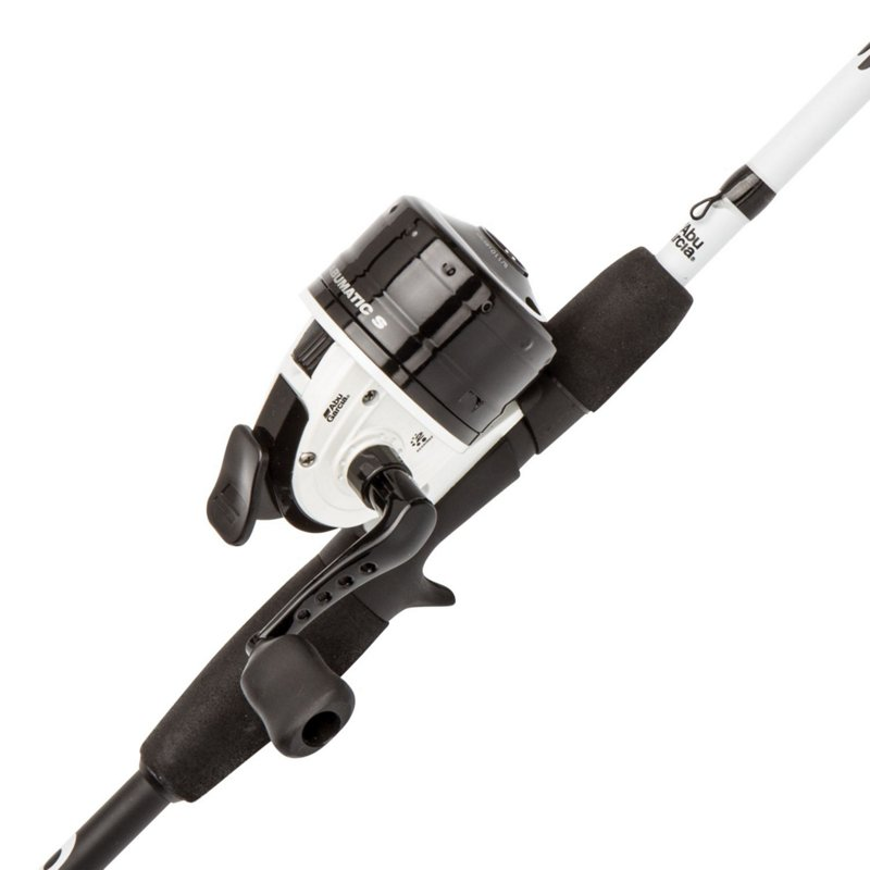 Abu Garcia® Abumatic® S Spincast Rod and Reel Combo Black – Fishing Combos, Spincast Combos at Academy Sports