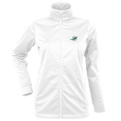 Antigua Women's Miami Dolphins Golf Jacket