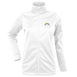 Antigua Women's Los Angeles Chargers Golf Jacket