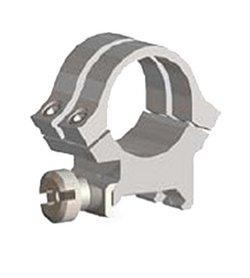 Weaver Quad-Lock 1 in Diameter High Ring Set