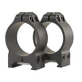 Warne Maxima/Magnum Permanent 1 in Low Fixed Scope Mount Rings