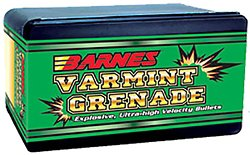 Varmint Grenade .22 50-Grain Reloading Bullets