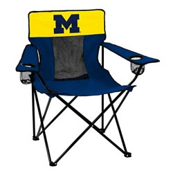 Logo™ University of Michigan Elite Chair