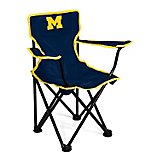 Logo™ Toddlers' University of Michigan Tailgating Chair