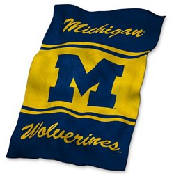 Logo™ University of Michigan Ultrasoft Blanket