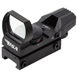 PMRGS Red and Green Panoramic Sight with 4 Reticles