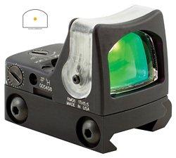 RMR Dual-Illuminated Amber Dot Sight