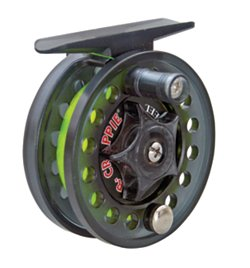 Mr. Crappie® Jigging Reel Right-handed