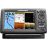 Lowrance Hook 7 Mid/High DownScan Fishfinder/GPS Combo
