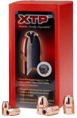 Hornady XTP Hollow Point Handgun Bullets
