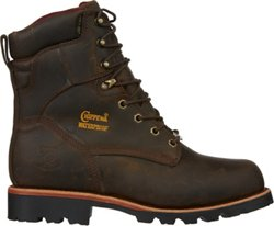 Men's Bay Crazy Horse Utility Waterproof Insulated Rugged Outdoor Boots