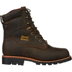 Men's Bay Crazy Horse Utility Insulated Lace Up Work Boots