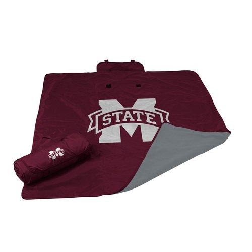 Logo™ Mississippi State University All-Weather Blanket