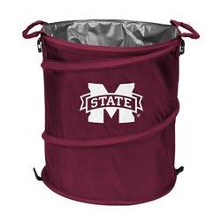 Logo™ Mississippi State University Collapsible 3-in-1 Cooler/Hamper/Wastebasket