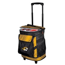 Logo™ University of Missouri 48-Can Rolling Cooler