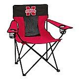 Logo™ University of Nebraska Elite Chair