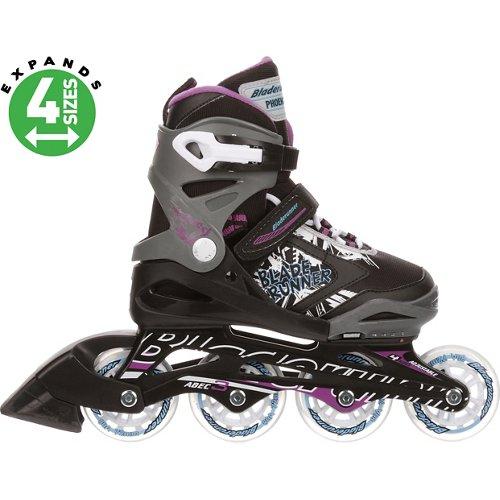 Rollerblade Girls' Bladerunner Phoenix Adjustable In-Line Skates
