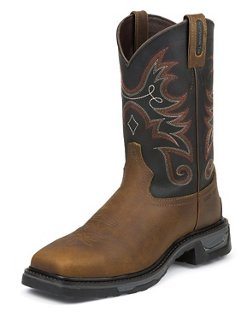 Tony Lama Men's Tacoma TLX Composition-Toe Western Work Boots