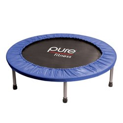 "Pure Fun 40"" Round Mini Rebounder Trampoline"