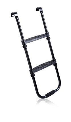 Pure Fun 38 in Universal Trampoline Ladder with 2 Platform Steps
