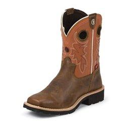 Kids' Comanche Buffalo 3R Western Boots