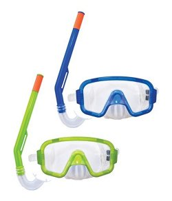 SwimWays Boys' Diver Down Swim Mask with Snorkel