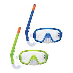 Boys' Diver Down Swim Mask with Snorkel