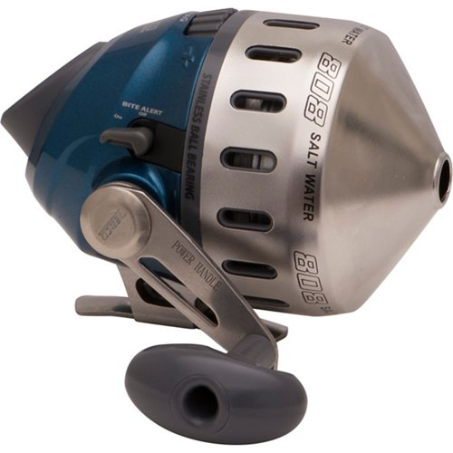 Zebco 808 Saltfisher Spincast Reel Convertible