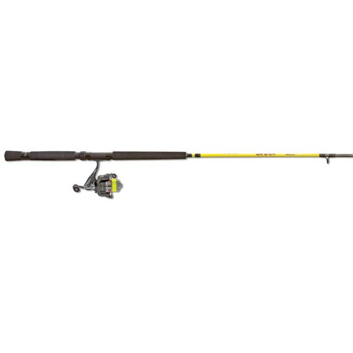 Mr. Crappie® Slab Shaker® 10' L Freshwater Jig/Troll Spinning Rod and Reel Combo