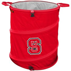 Logo™ North Carolina State University Collapsible 3-in-1 Cooler/Hamper/Wastebasket