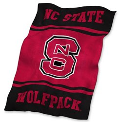Logo™ North Carolina State University Ultrasoft Blanket